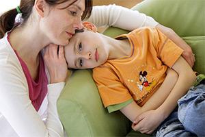 Острая диарея у детей