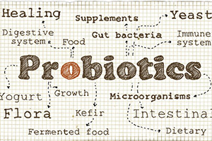 Влияние пробиотиков на гормональный статус девушек-подростков и женщин репродуктивного возраста