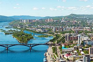 «Био-Веста М» начинает поставки своей продукции в Красноярск