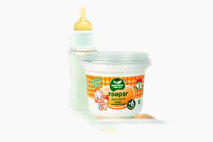 На детское питание «Молочной кухни «Био-Весты» с 15 августа желтые ценники