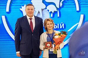 «Наукоград-Пресс»: Биотехнологическая компания стала лауреатом Всероссийской награды «За выдающиеся заслуги в молочной отрасли имени Н.В. Верещагина»